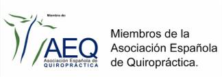 El sello de calidad de la Quiropráctica en España.